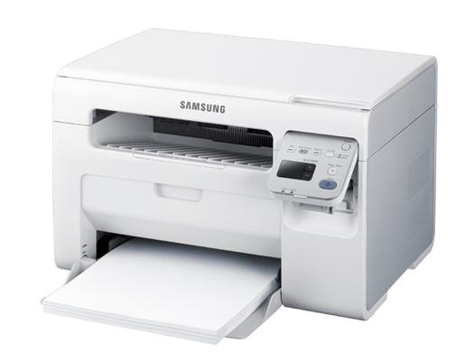 neue laserdrucker von samsung scx 3400 f scx 3405 w f fw mit teurem toner. Black Bedroom Furniture Sets. Home Design Ideas