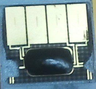 Original HP 364 Chip