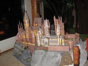 Schloss 2 aus Papier von Paperkraft.net